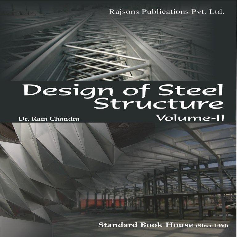 design of steel structures Design of steel structures uses the limit state method and follows the latest bis codes, bis: 800: 2007a perfect mix of concise theory.