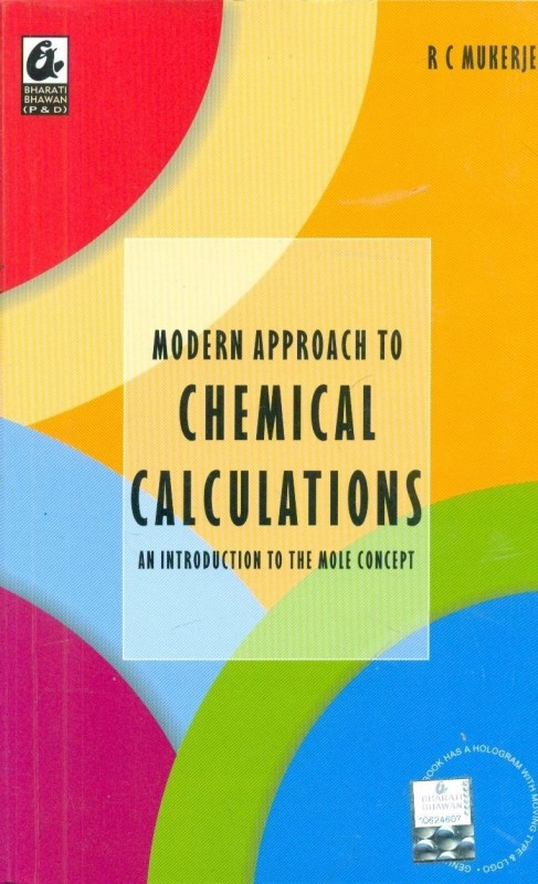 modern approach to chemical calculations(English, Paperback, R. C. Mukherjee)