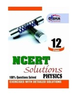 NCERT Solutions - Physics : 100% Questions Solved price comparison at Flipkart, Amazon, Crossword, Uread, Bookadda, Landmark, Homeshop18