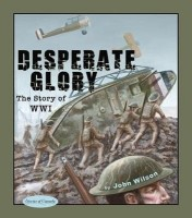 Desperate Glory: The Story of Wwi price comparison at Flipkart, Amazon, Crossword, Uread, Bookadda, Landmark, Homeshop18