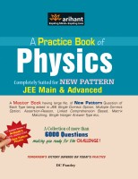 A Practice Book of Physics: JEE Main and Advanced price comparison at Flipkart, Amazon, Crossword, Uread, Bookadda, Landmark, Homeshop18