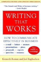 Writing That Works : How to Communicate Effectively in Business price comparison at Flipkart, Amazon, Crossword, Uread, Bookadda, Landmark, Homeshop18