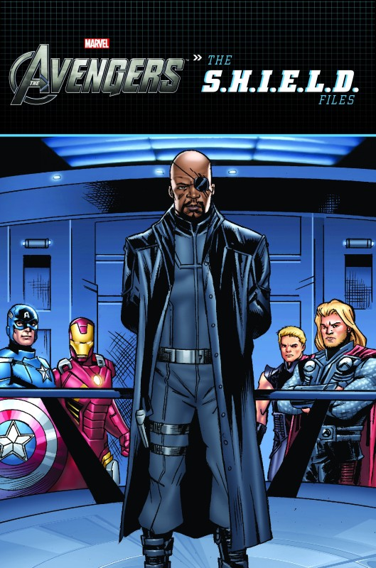 The Avengers - The S.H.I.E.L.D. Files(English, Paperback, Scott Peterson)