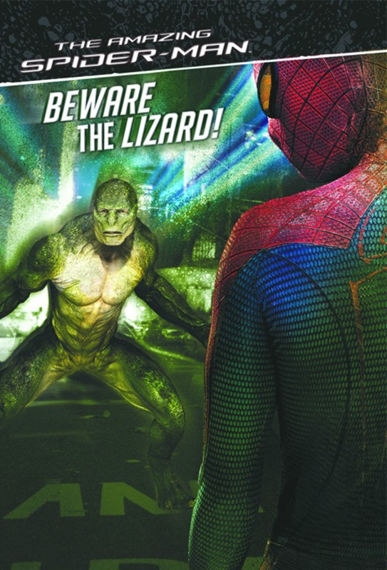 The Amazing Spider - Man : Beware the Lizard(English, Paperback,...