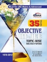 35 Years Objective IIT-JEE Topic-Wise Solved Papers (1978-2012) price comparison at Flipkart, Amazon, Crossword, Uread, Bookadda, Landmark, Homeshop18