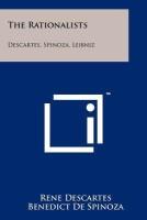 The Rationalists: Descartes, Spinoza, Leibniz price comparison at Flipkart, Amazon, Crossword, Uread, Bookadda, Landmark, Homeshop18