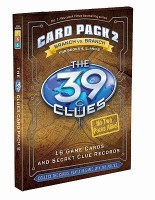 39 CLUES CARD PACK 2 price comparison at Flipkart, Amazon, Crossword, Uread, Bookadda, Landmark, Homeshop18