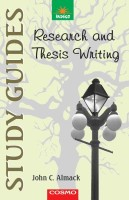 Research and Thesis Writing price comparison at Flipkart, Amazon, Crossword, Uread, Bookadda, Landmark, Homeshop18