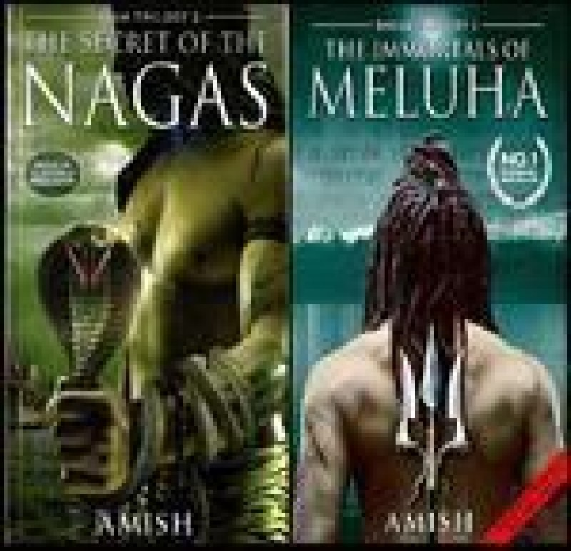 Shiva Trilogy: The Secret of the Nagas and the Immortals...
