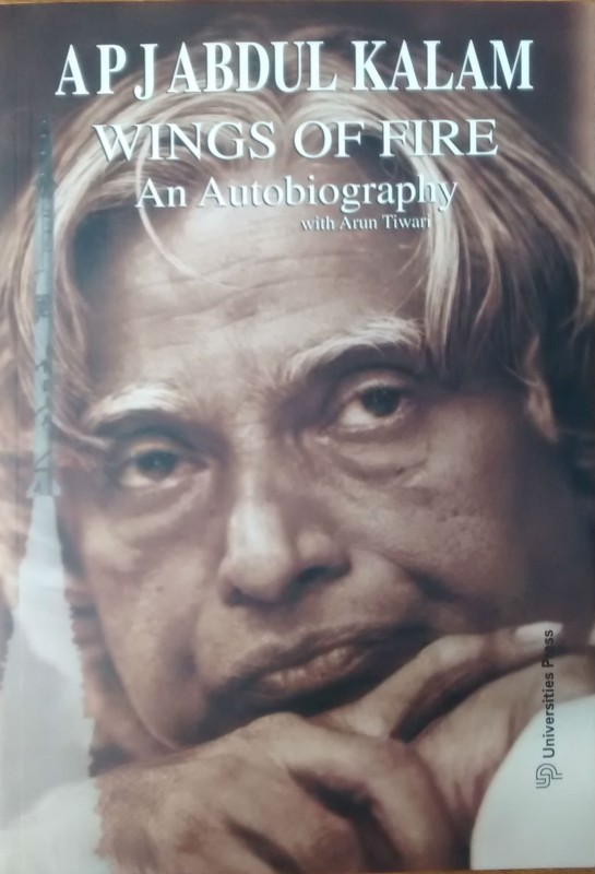 Wings of Fire: An Autobiography 1st Edition(English, Paperback, Arun Tiwari,...
