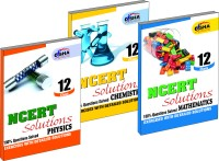 NCERT Solutions: Physics, Chemistry and Mathematics, Class - 12 (Set of 3 Books) price comparison at Flipkart, Amazon, Crossword, Uread, Bookadda, Landmark, Homeshop18