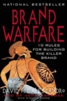 Brand Warfare: 10 Rules for Building the Killer Brand: 10 Rules for Building the Killer Brand(English, Paperback, D