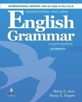 Azar Grammar Series Understanding and Using English Grammar. Student Book (with Key) and Audio CD by azar betty schrampfer|author-English-Pearson Ptr