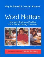 Word Matters: Teaching Phonics and Spelling in the Reading/Writing Classroom 1st  Edition price comparison at Flipkart, Amazon, Crossword, Uread, Bookadda, Landmark, Homeshop18