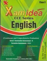 Xam Idea - English Term 2 Class 10 By VK Global Publication