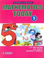 MATHEMATICS TODAY-CLASS - 5 by anubhuti gangal s.k. gupta malhotra o.p.;;-S. CHAND & COMPANY LTD-NEW DELHI-Paperback price comparison at Flipkart, Amazon, Crossword, Uread, Bookadda, Landmark, Homeshop18