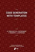 Code Generation with Templates(English, Paperback, J J Brunekreef A Serebrenik Mark Van Den Brand Jeroen Arnoldus Serebrenik Brunekreef Van Den Brand