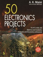 50 Electronic Projects price comparison at Flipkart, Amazon, Crossword, Uread, Bookadda, Landmark, Homeshop18