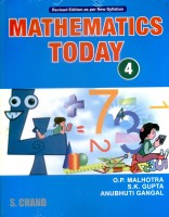 Mathematics Today (class - 4 ) 01 Edition price comparison at Flipkart, Amazon, Crossword, Uread, Bookadda, Landmark, Homeshop18