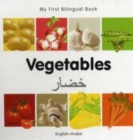 My First Bilingual Book-Vegetables (English-Arabic)