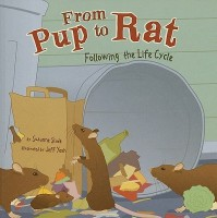 From Pup to Rat: Following the Life Cycle (Amazing Science: Life Cycles)