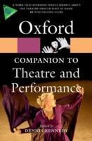 The Oxford Companion to Theatre and Performance price comparison at Flipkart, Amazon, Crossword, Uread, Bookadda, Landmark, Homeshop18