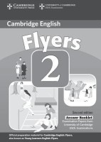 Cambridge Young Learners English Tests Flyers 2 Answer Booklet Second edition Edition price comparison at Flipkart, Amazon, Crossword, Uread, Bookadda, Landmark, Homeshop18