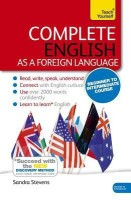 Complete English as a Foreign Language with Two Audio CDs: A Teach Yourself Program(English, Paperback, Sandra Stevens)