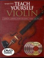 Step One: Teach Yourself Violin Course: A Complete Learning System Book/3 CDs/DVD Pack [With 3 CD\
