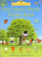 Farmyard Tales First French Sticker Book (Farmyard Tales First Words)