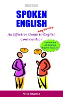 Spoken English : An Effective Guide to Day-to-Day English Conversation best price on Flipkart @ Rs. 165