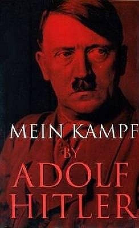Mein Kampf(Paperback, Adolf Hitler)