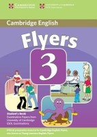 Cambridge Young Learners English Tests Flyers 3 Student's Book Second edition Edition price comparison at Flipkart, Amazon, Crossword, Uread, Bookadda, Landmark, Homeshop18