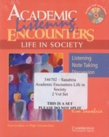 Academic Encounters Life in Society 2 Book Set (Reading Student