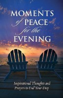 Moments of Peace for the Evening price comparison at Flipkart, Amazon, Crossword, Uread, Bookadda, Landmark, Homeshop18
