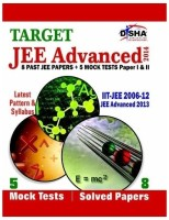 Target JEE Mains / Advanced: 7 Past IIT-JEE Papers + 5 Practice Tests Paper 1 & 2 (2006 - 12) : 8 Past JEE Papers + 5 Mock Tests Paper I and || 5th Edition price comparison at Flipkart, Amazon, Crossword, Uread, Bookadda, Landmark, Homeshop18