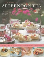 The Perfect Afternoon Tea Book: Over 70 Tea-Time Treats; A Feast of Cakes, Biscuits and Pastries, Illustrated with 270 Photographs price comparison at Flipkart, Amazon, Crossword, Uread, Bookadda, Landmark, Homeshop18