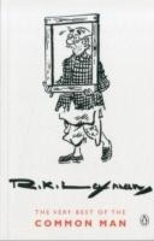 Very Best of the Common Man(English, Paperback, R. K. Laxman)