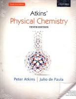PHYSICAL CHEMISTRY,10E price comparison at Flipkart, Amazon, Crossword, Uread, Bookadda, Landmark, Homeshop18