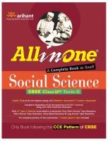 All in One Social Science : CBSE Class 10th Term - 2 1st Edition price comparison at Flipkart, Amazon, Crossword, Uread, Bookadda, Landmark, Homeshop18