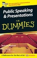 Public Speaking and Presentations for Dummies price comparison at Flipkart, Amazon, Crossword, Uread, Bookadda, Landmark, Homeshop18