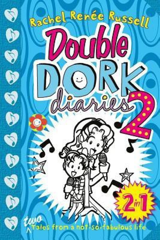 DOUBLE DORK DIARIES #2(English, Paperback, Rachel Renee Russell)