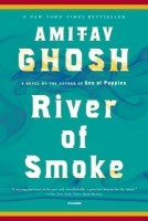 River of Smoke price comparison at Flipkart, Amazon, Crossword, Uread, Bookadda, Landmark, Homeshop18