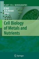 Cell Biology of Metals and Nutrients price comparison at Flipkart, Amazon, Crossword, Uread, Bookadda, Landmark, Homeshop18