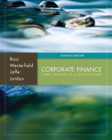 Corporate Finance: Core Principles and Applications with Connect Plus price comparison at Flipkart, Amazon, Crossword, Uread, Bookadda, Landmark, Homeshop18