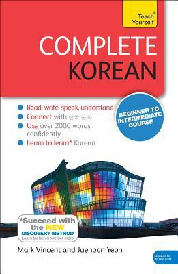 Complete Korean with Two Audio CDs: A Teach Yourself Guide Flipkart
