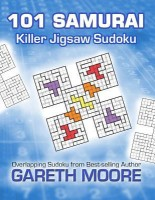 Killer Jigsaw Sudoku: 101 Samurai price comparison at Flipkart, Amazon, Crossword, Uread, Bookadda, Landmark, Homeshop18