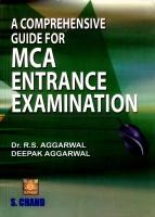 A Comprehensive Guide for MCA Entrance Examination price comparison at Flipkart, Amazon, Crossword, Uread, Bookadda, Landmark, Homeshop18