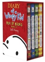 Diary of a Wimpy Kid Box of Books (1-4) price comparison at Flipkart, Amazon, Crossword, Uread, Bookadda, Landmark, Homeshop18