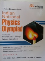 A Perfect Resource Book - Indian National Physics Olympiad with 2014 Solved Papers NSEP & INPhO (English) 6th  Edition price comparison at Flipkart, Amazon, Crossword, Uread, Bookadda, Landmark, Homeshop18